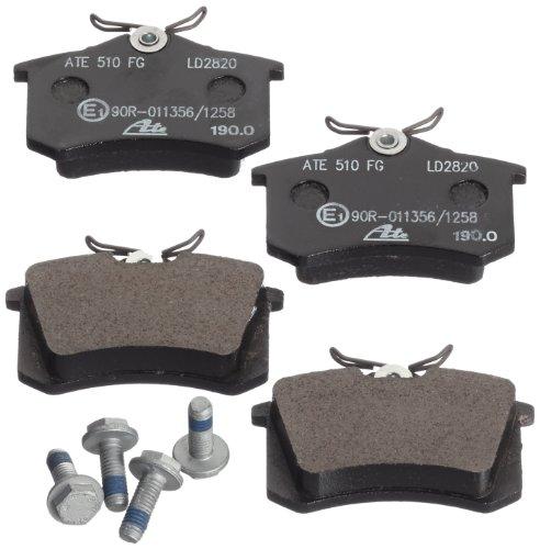 Preisvergleich Produktbild ATE 13.0470-2820.2 Bremsbelagsatz,  Scheibenbremse