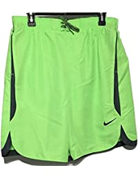 Nike NESS6371 Mens Volley Short 9 Shorts swimwear swim trunks Voltage Green