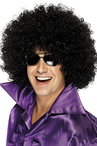 Afro Wig Mega-Huge - Black