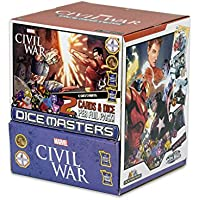 Marvel Dice Masters: Civil War (90 Count) Gravity Feed by Dice Masters