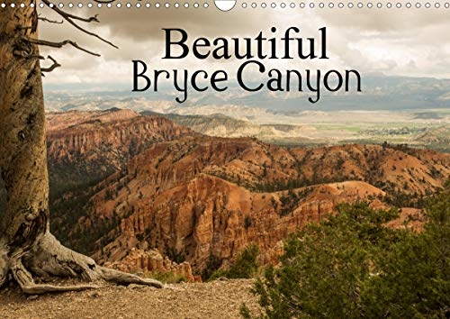 Beautiful Bryce Canyon (Wall Calendar 2020 DIN A3 Landscape): Bryce Canyon - famous for its unique geology of horseshoe-shaped amphitheaters carved ... calendar, 14 pages ) (Calvendo Places) - Bryce Amphitheater