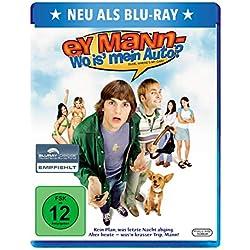 Ey Mann - Wo is' mein Auto? [Blu-ray]