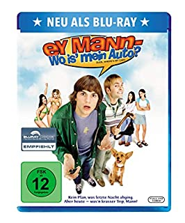 Ey Mann - Wo is' mein Auto? [Blu-ray]
