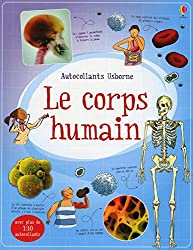 Le corps humain - Documentaires autocollants Usborne