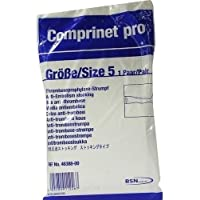 COMPRINET pro Strumpf oberschenk.lang Gr.5 wei&#x0 2 St preisvergleich bei billige-tabletten.eu
