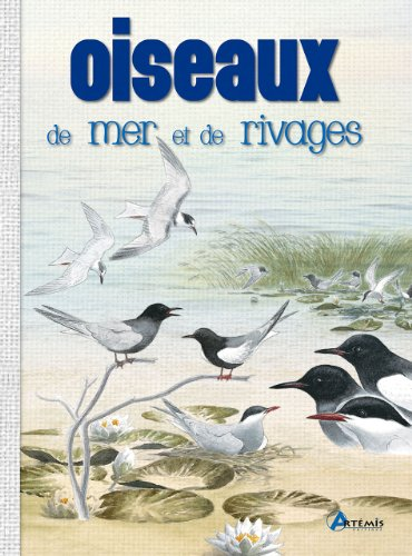Oiseaux de mer et de rivages