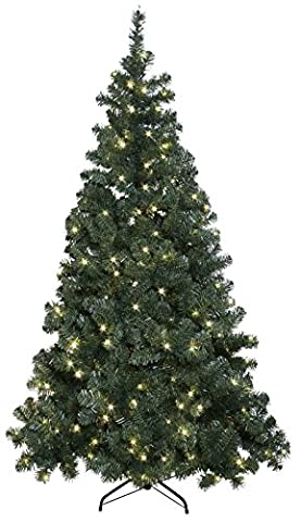 Best Season 609-01 LED-Weihnachtsbaum Ottawa, beleuchtet, outdoor