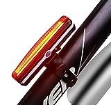 MPTECK @ Lumière rouge Eclairage Arrière Vélo Eclairage Velo LED Moto lumière...