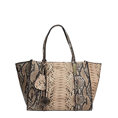 Scervino Street SCBPU0000178 Borsa A Mano Donna Sintetico Taupe Combo Taupe Combo TU