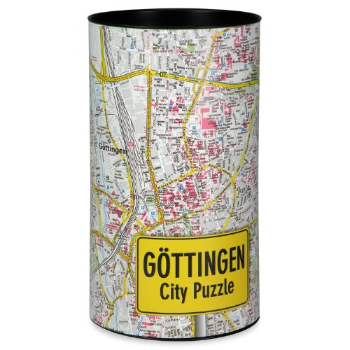 Extragifts City Puzzle Göttingen