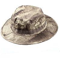 MerryBIY Sport e Outdoor Boonie Sun-shading Unisex Jungle Camo Cappello