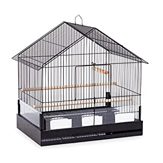 Prevue Pet Products Lincoln Bird Cage, Black 10