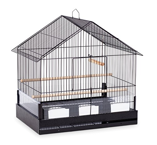 Prevue Pet Products Lincoln Bird Cage, Black 1