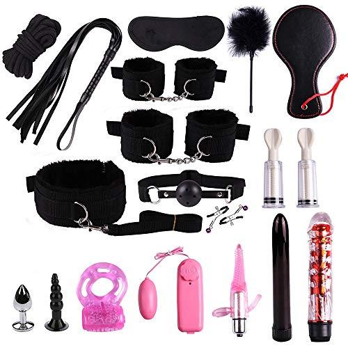 Wearable Vibratoren für Sie,Wasserdicht Vibrator Dildo Vibratoren mit Erwärmungsfunktion und Stoßfunktion für Sie Klitoris,Dualer Motor Vibrator Sexspielzeug für Frauen