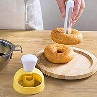 Molde Queta Donut para hornear tartas de cocina, molde de donut, molde para repostería, herramientas para decorar pasteles, postres, cortador de pan, molde para hornear, herramienta de cocina