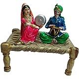 Paras Magic Indian Couple Statue