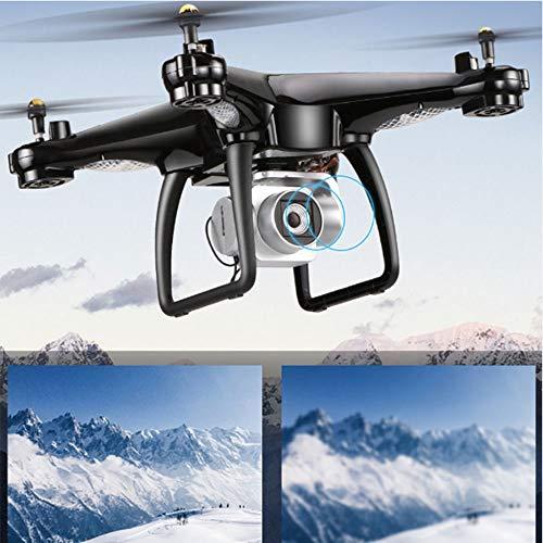 SEXTT Drohne mit Kamera 1080p, WiFi FPV GPS kehrt automatisch in die Weitwinkelkamerahöhe zurück, um den Headless-Modus für Erwachsene Anfänger aufrecht zu erhalten