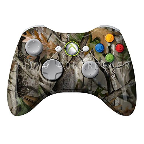XBOX 360 Wireless Controller Glossy WTP-380-Next-Camo-Vista personlig Painted- Uden Mods - Camo Xbox Wireless 360 Controller