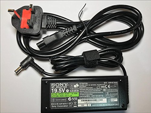 Sony Vaio NR21M/S Laptop Adapter UK Netzkabel