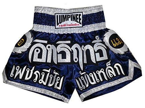 Lumpinee Muay Thai Kick Boxen Hosen Shorts : LUM-033 size M (Thai Muay Shorts)