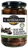 Probios Il Nutrimento Aceitunas Negras Sin Hueso En Salmuera - 6 tarros