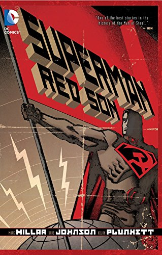 DC's classic 3-issue epic is back in this new trade paperback. In this tale of Cold War paranoia, the spaceship carrying the infant Superman lands in the 1950s Soviet Union, where he grows up to become a symbol of Soviet power.