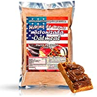 Mostrar sólo productos La Lechera · American Suplement - Harina de Avena Micronizada - 1kg - Dulce de leche