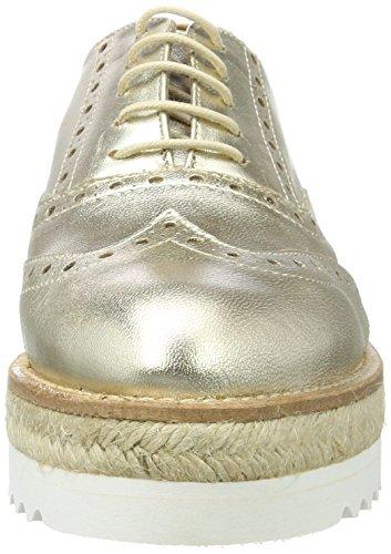 Carvela Lowdown Np, Scarpe stringate Donna Oro (gold)
