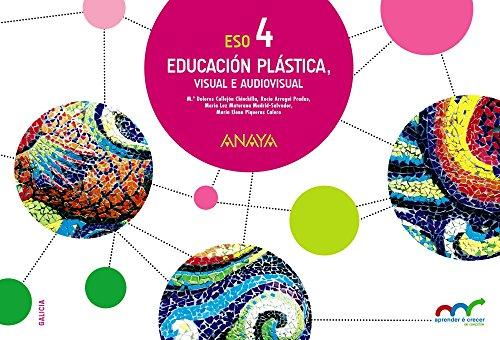 Educación Plástica, Visual e Audiovisual 4. (Aprender é crecer en conexión) - 9788469812570