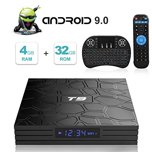 Android TV Box, T9 Android 8.1 TV Box Mini