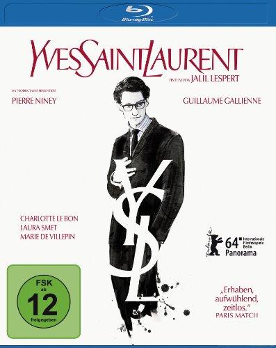 Bild von Yves Saint Laurent [Blu-ray]