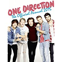 ONE DIRECTION OFFI ANNUAL 2015 by One Direction (1900-01-01)