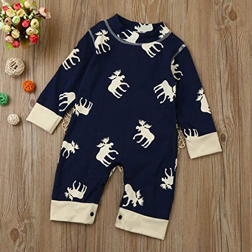 Vestiti Per Neonati Invernale Abiti Cerimonia Bambino 1 2 3 Anni  Abbigliamento Toddler Neonato Bambino Ragazza Manica Lunga Pigiama Abbigliamento  Neonato ... 9c321a2a612