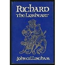 Richard the Lionheart by John Gillingham (1978-12-02)