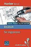 Deutsch für Ingenieure: Englisch, Französisch, Italienisch, Russisch / Buch mit MP3-Download (Berufssprachführer)
