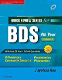 QRS for BDS IV Year, Vol 1, 2e
