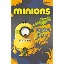 "Minions (TM) Poison Ivy Poster 22""X34""-"
