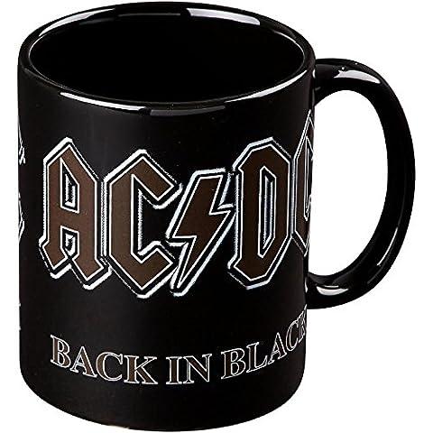 AC/DC Back In Black Mug black