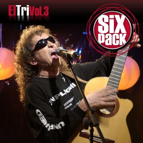 Six Pack: El Tri Vol. 3 - EP - Mexico De Tri El