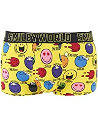 Pomm'poire - Boxer imprimé Multico by Smiley - Homme