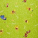 Exclusiv*100% Baumwolle Winnie the Pooh Gardinen Vorhang lang 140x290cm EDEL