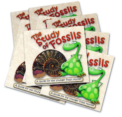 the-study-of-fossils-booklets-x-10-party-bag-filler