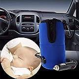 WANGLAI Universal-Auto-USB-Babymilchflaschen, wärmer/Milchwärmer/tragbarer Babyflaschenwärmer für Reisen im Freien, Aktivitäten/Bule
