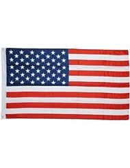 Drapeau Americain/drapeau des Etats Unis - 90x155cm