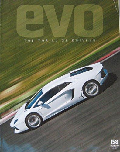 evo-magazine-07-2011-issue-158-featuring-koenigsegg-lamborghini-bmw-porsche-nissan-tvr-audi