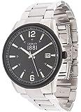 Cerruti Herren Armbanduhr Silber CRA103STB02MS