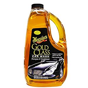 Meguiar's Gold Class Car Wash and Conditioner