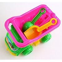 efbock Sandy Beach Toys Set Dump Truck Children