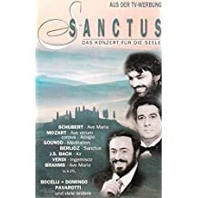 Sanctus: Konzert Für die Seele [Musikkassette]