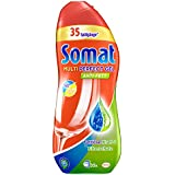 Somat Multi Perfect Gel bouteilles de gel nettoyant pour lave-vaisselle 8x 700ml